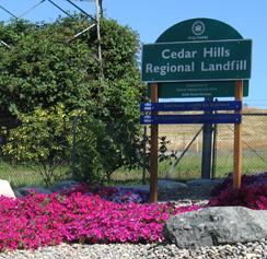 Cedar Hills Sanitary Landfill